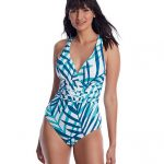 Vista Mirage Multi-Strap Cross-Back One Piece