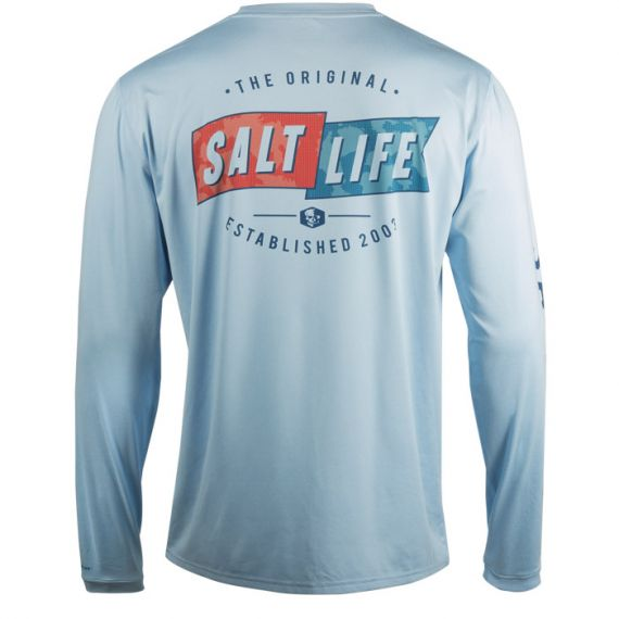Salute Ls Performance Tee