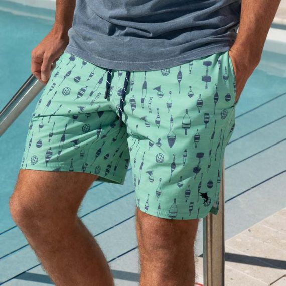 The Buoy Volley Boardshort