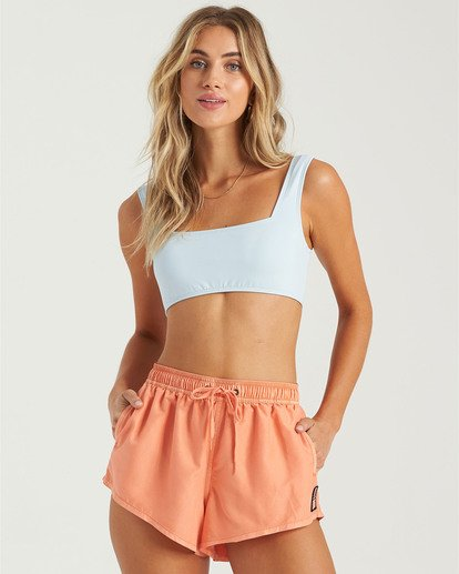 Sol Searcher Overdyed Volley Swim Short